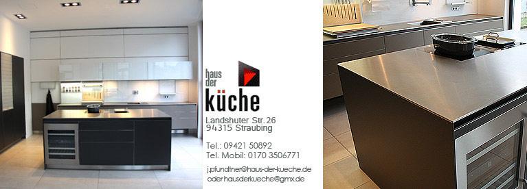 exklusive bulthaup b3 küche insel siemens geräte weinkühlschrank ... - Haus Der Küche Straubing