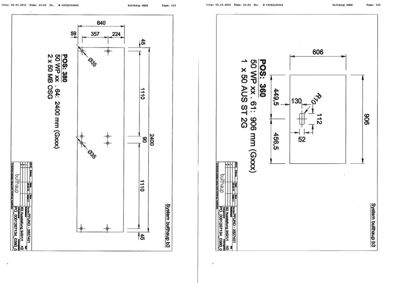 bulthaup b3 k chenzeile k cheninsel k che insel aluminium. Black Bedroom Furniture Sets. Home Design Ideas